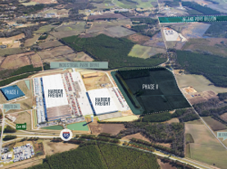 New Speculative Industrial Facility Planned for Dillon